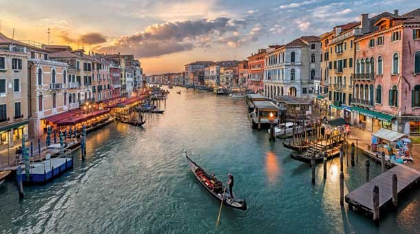Отдых в Италии в июле
