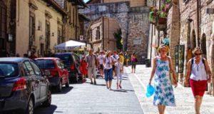 Какая Италия в июле