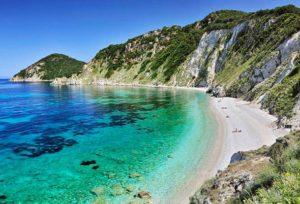 Пляжи на острове Эльба