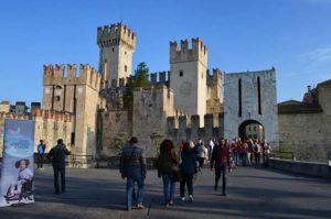 Форт Сирмионе в Италии