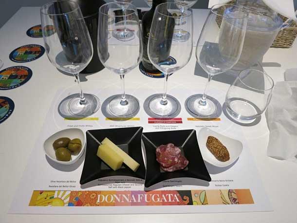 Дегустация сыра и вина в Италии