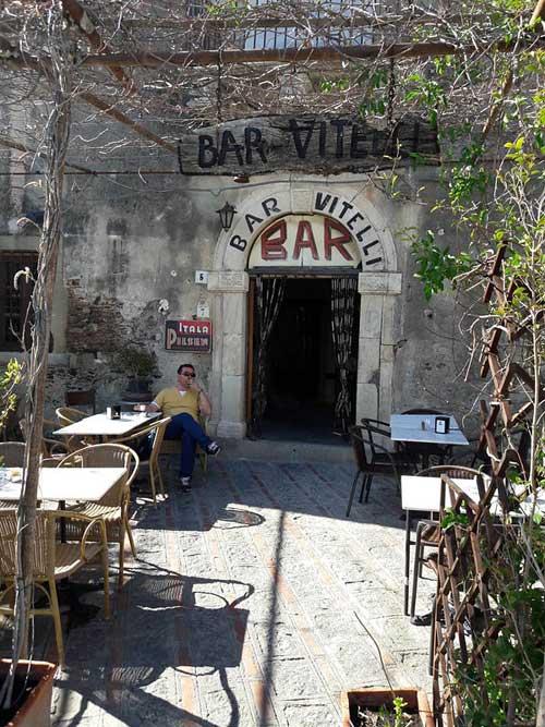 Деревня Савока бар «Вителли»