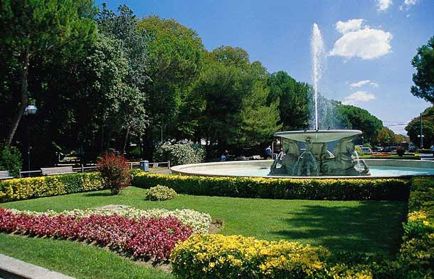 Парк Федерико Феллини (Римини)