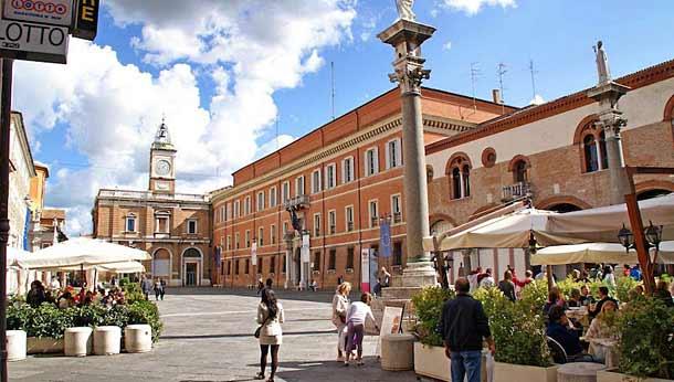 Город Равенна (Римини)