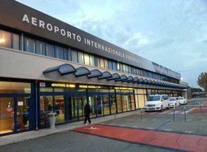Аэропорт имени Федерико Феллини (Италия)