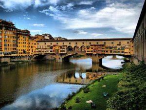 Золотой мост во Флоренции