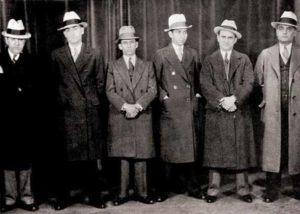 Преступный синдикат Cosa Nostra на Сицилии