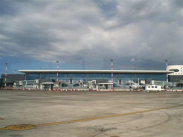 Аэропорт в Катании - Фонтанаросса