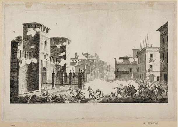 Наполеон в Вероне