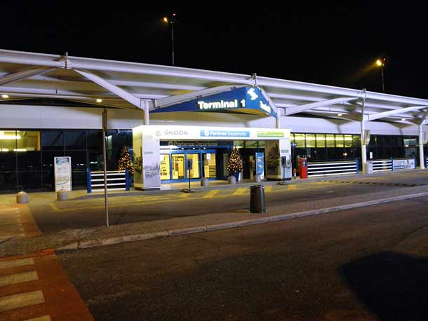 Аэропорт в Вероне - Валерио Катулло Виллафранка