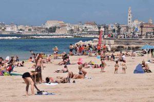 Пляж Бари, Pane e Pomodoro