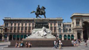 Памятник королю Виктору Эммануилу II