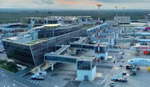 Аэропорт Paleze в Бари