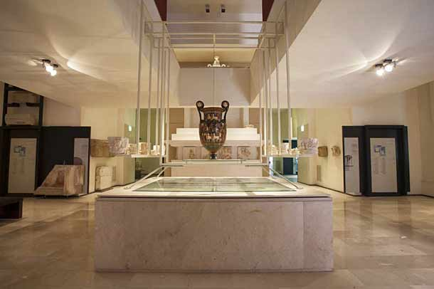 Археологический музей в Таранто