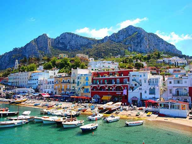 Остров Капри (Италия)