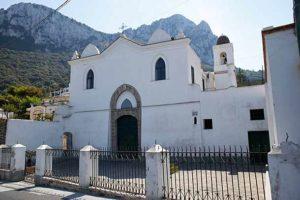 Церковь Сан Констанцо на Капри