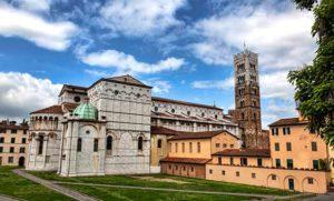 Город Лукка (Тоскана)