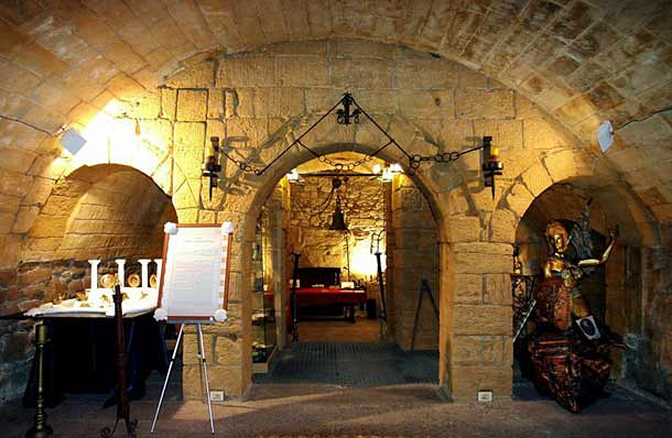 Спартанский музей Таранто (Апулия)