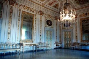 Интерьер в Палаццо Манси
