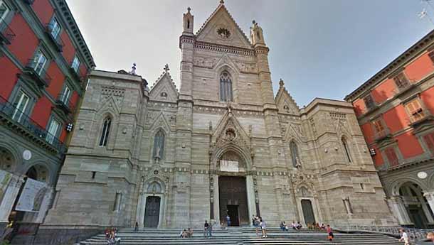 Кафедральный собор Святого Януария в Naples
