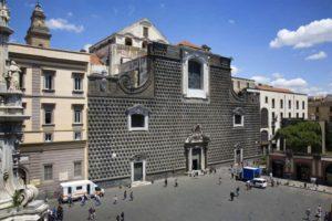 Церковь иезуитов Джезу Нуово в Неаполе
