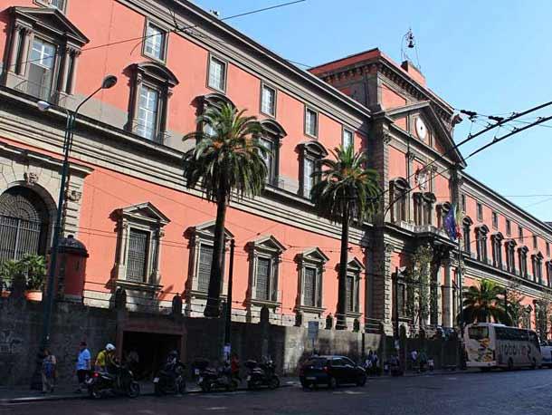 Национальный археологический музей Неаполь