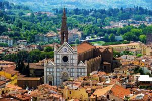 Церковь Санта Кроче в Италии