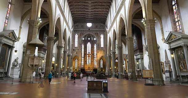 Базилика Santa Croce (Флоренция)