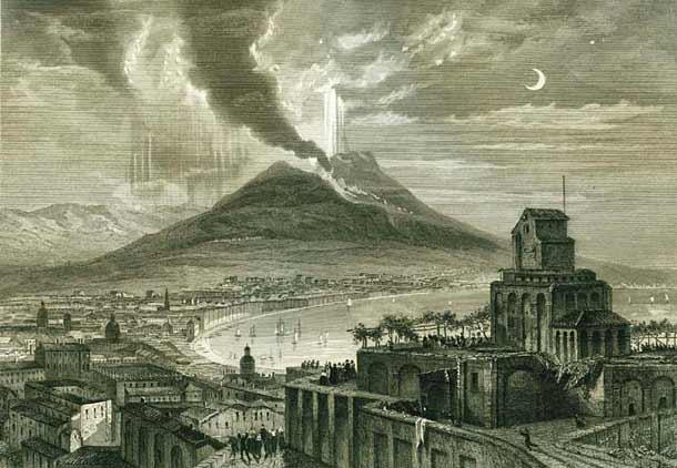 Древний Неаполь (Италия)