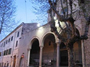 Аббатство Сан-Бенедетто в Салерно