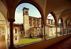 Бенедиктинский Монастырь Санта-Джулия (Брешиа)