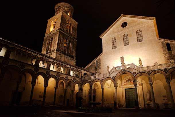Кафедральный собор Сан-Маттео (Салерно)