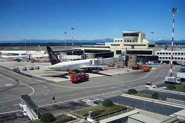Международный аэропорт Мальпенса (Италия)