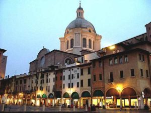 Мантуя - город в Италии