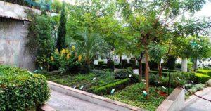 Сад Минервы в городе Салерно