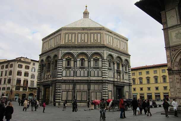 Флорентийский баптистерии Сан Джованни