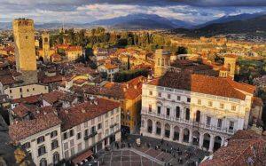 Бергамо - город в Италии