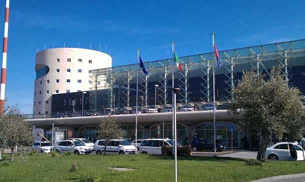 Аэропорт Фонтанаросса (Катания)