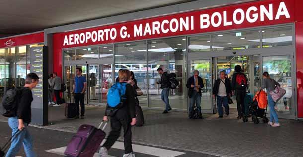 Гульермо Маркони. Аэропорт в Болонье