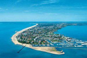 Город-курорт Линьяно и его пляжи