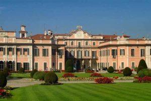 Резиденция Палаццо Эстенсе в Варезе