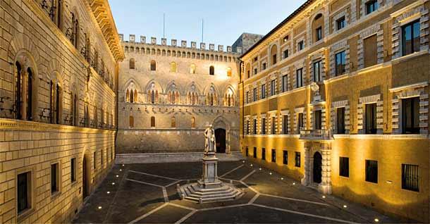 Дворец Палаццо Салимбени