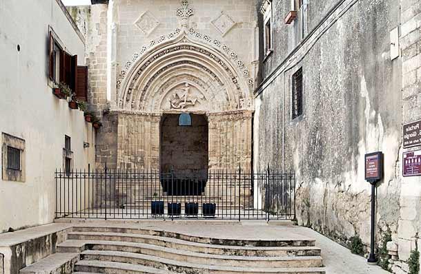 Старые ворота Сан-Джорджио