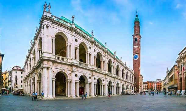 Базилика Палладиана в Виченца