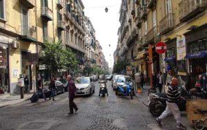 Отдых в Неаполе (Италия)