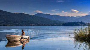 Озеро Лаго-ди-Варезе