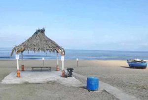 Пляж Ликола в Неаполе