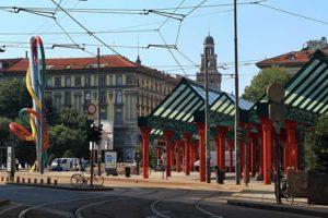 Железнодорожная станция Cadorna в Милане