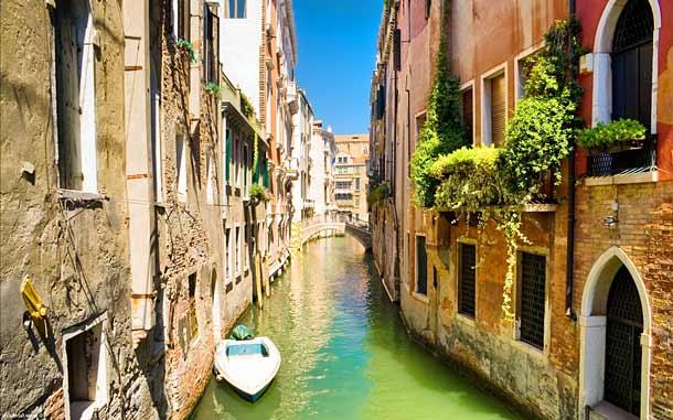 Венеция - сказочный город на воде