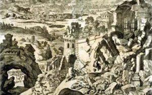 Землетрясение в Рагузе в 1693 году